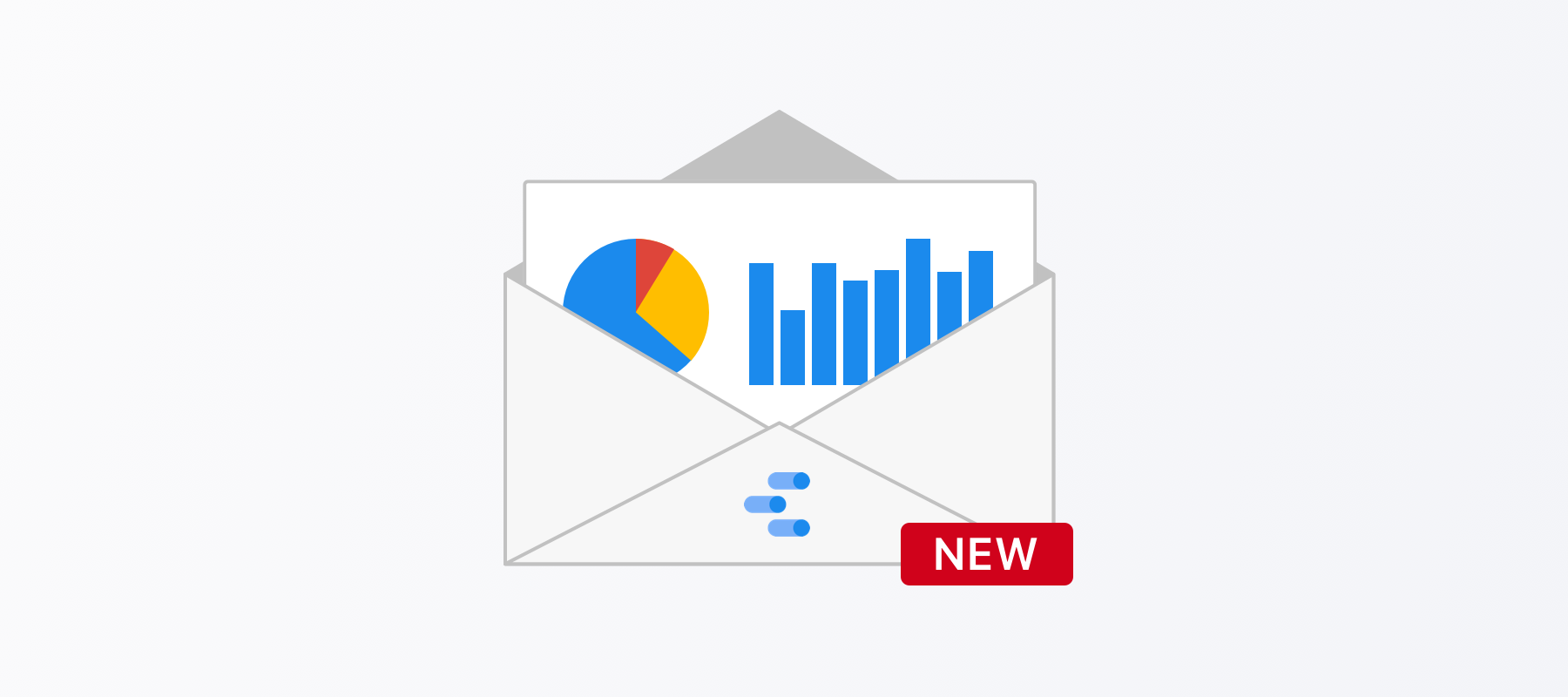 Google Data Studio email reports